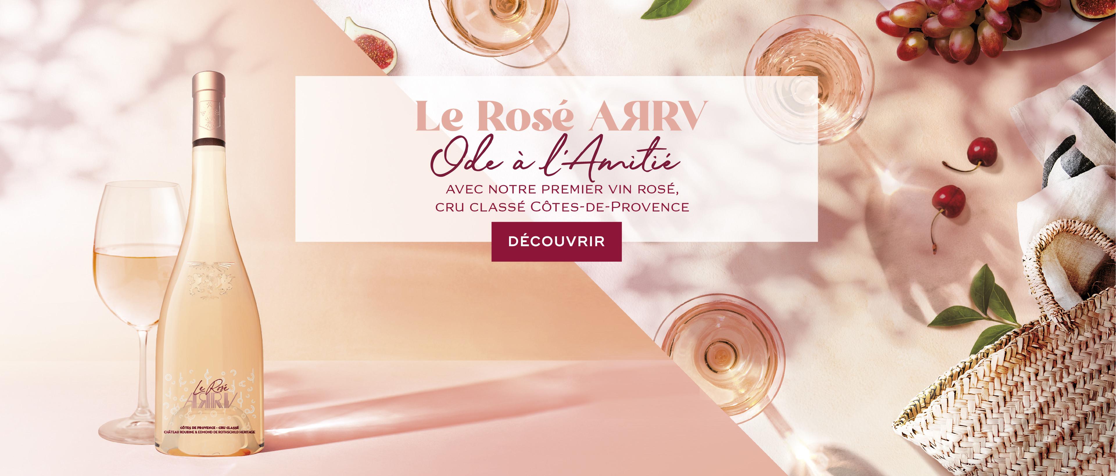 Lancement Rosé AR.RV - EDRH